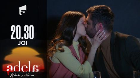 Adela sezonul 2, episodul 7, 9 septembrie 2021. Adela și Mihai s-au sărutat
