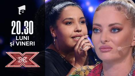X Factor sezonul 10, 10 septembrie 2021: Leyla Salman - One And Only