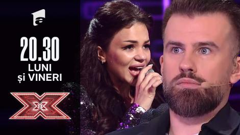 "X Factor sezonul 10, 10 septembrie 2021. Bronislava Rotaru - ""Dance Monkey"""