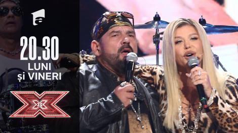 X Factor sezonul 10, 9 septembrie 2021. Trupa Cargo și Bikers for Humanity au adus lacrimi în ochii lui Ștefan Bănică