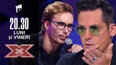 X Factor sezonul 10, 10 septembrie 2021. Claudiu Moise - compoziție proprie