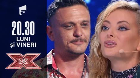 "X Factor sezonul 10, 10 septembrie 2021. Radu Felix Bădăilă - ""Tennessee Whiskey"""