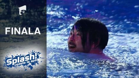 Splash! Vedete la apă, 12 septembrie 2021. Riki Watanabe, săritură de la 10 metri! Medicii au venit în sală!