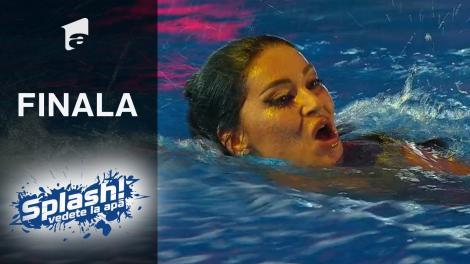 Splash! Vedete la apă, 12 septembrie 2021. Elena Ionescu sare în locul lui Jador