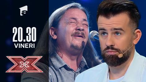 X Factor sezonul 10, 13 septembrie 2021: Ștefan Miclovit: Robbie Williams - Angels