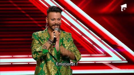 X Factor sezonul 10, 13 septembrie 2021. Jurizare Antonio di Liddo