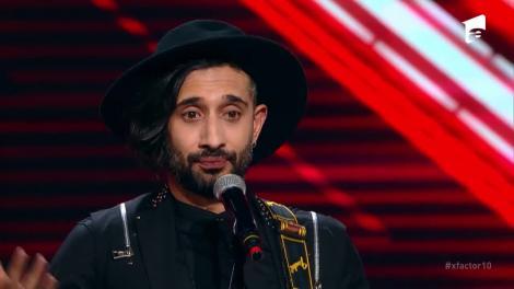 X Factor sezonul 10, 13 septembrie 2021. Jurizare Robert Cristian Nicolae