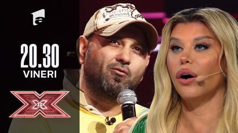 X Factor sezonul 10, 13 septembrie 2021: Giani Baidoc: Dan Spătaru - Să cântăm chitara mea