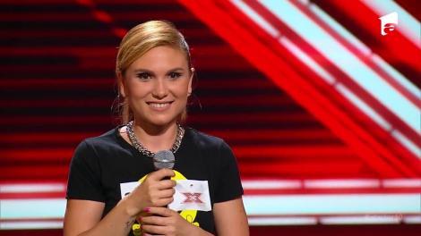 X Factor sezonul 10, 13 septembrie 2021. Jurizare Alexandra Ioana Bordei