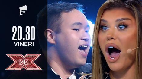 X Factor sezonul 10, 13 septembrie 2021: Ayan Tassirov: John Newman - Love Me Again