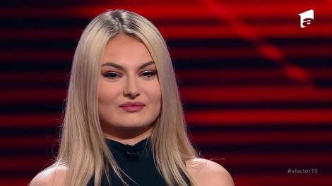 X Factor sezonul 10, 13 septembrie 2021. Jurizare Delia Andrei