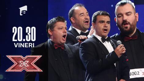 X Factor sezonul 10, 13 septembrie 2021: Quartet Belcanto: Il Divo - Ti Amero