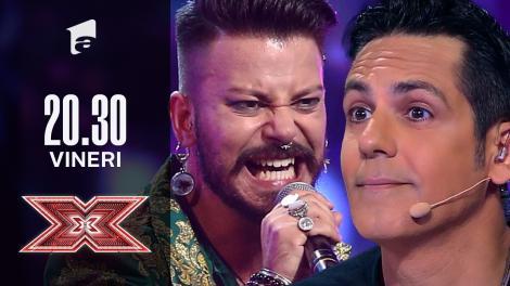 X Factor sezonul 10, 13 septembrie 2021. Antonio di Liddo: Amy Winehouse - Back To Black