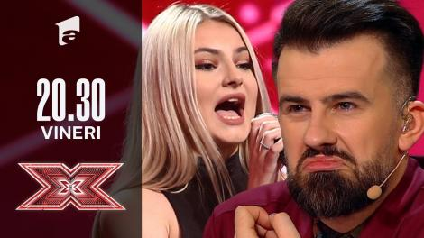 X Factor sezonul 10, 13 septembrie 2021: Delia Andrei: Andra Day - Rise Up
