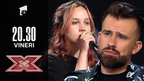 X Factor sezonul 10, 13 septembrie 2021: Felicia Drăgan: Lana Del Rey - Blue Jeans