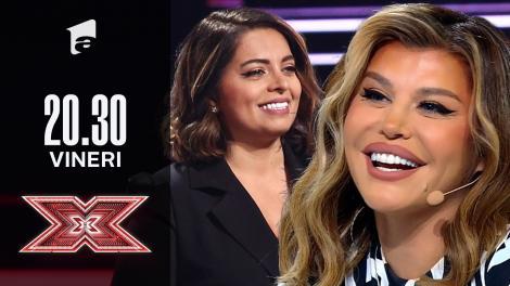 X Factor sezonul 10, 13 septembrie 2021: Irina Tănase: David Guetta & Sia - Titanium și Etta James - At Last