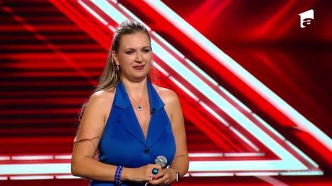 X Factor sezonul 10, 13 septembrie 2021. Jurizare Monica Silaghe