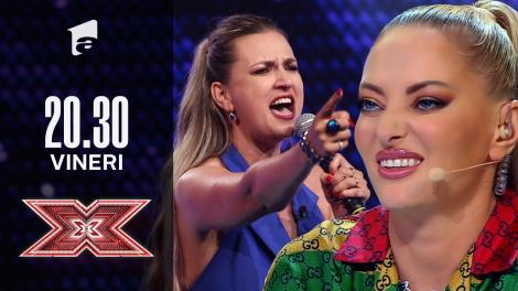 X Factor sezonul 10, 13 septembrie 2021: Monica Silaghe: Lady Gaga - I'll Never Love Again și Mariah Carey - Without You