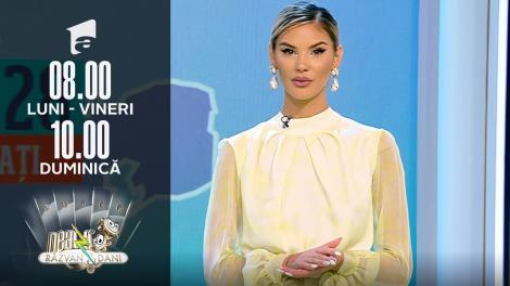 Super Neatza, 13 septembrie 2021. Prognoza Meteo cu Ramona Olaru: Soare și o maximă de 29 de grade