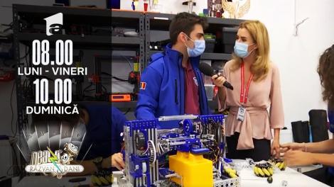 Super Neatza, 15 septembrie 2021.  Quantum Robotic câștigă premiu după premiu