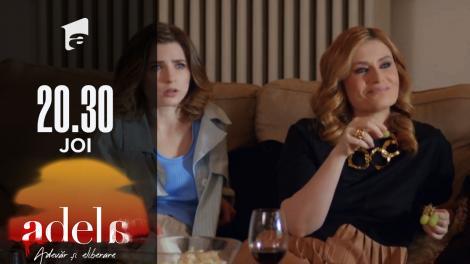Adela sezonul 2, episodul 10, 16 septembrie 2021. Andreea primește un inel de logodnă