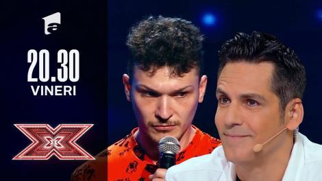 X Factor sezonul 10, 17 septembrie 2021: Andrei Calancea: Garou - Je suis le même