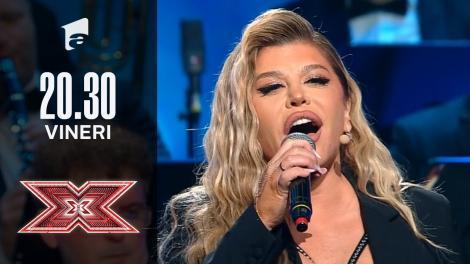 X Factor sezonul 10, 17 septembrie 2021: Loredana, Trooper și Orchestra Metropolitană București: ABBA - The Winner Takes It All (varianta în română)