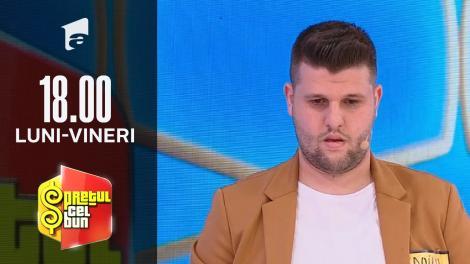 Preţul cel bun sezonul 1, 17 septembrie 2021. Adrian câștigă 1300 de lei