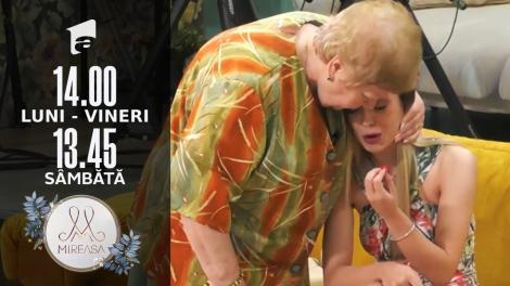 Mireasa Sezonul 4, 17 septembrie 2021. Trecutul își revendică durerile! Adelina și Alexandru, în război!