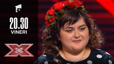 X Factor sezonul 10, 17 septembrie 2021: Jurizare Ariana Elena Gălbenuș
