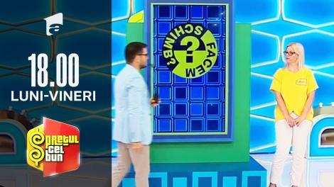 Preţul cel bun sezonul 1, 17 septembrie 2021. Faviola câștigă un șemineu electric și un multicoocker