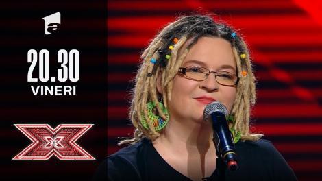X Factor sezonul 10, 17 septembrie 2021: Jurizare Nora Denes