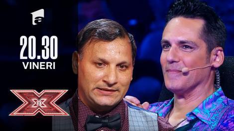 X Factor sezonul 10, 17 septembrie 2021: Viorel Stănescu: DJ BoBo - Love Is All Around