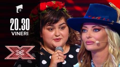 X Factor sezonul 10, 17 septembrie 2021: Ariana Elena Gălbenuș: Barbra Streisand - Don't Rain on My Parade