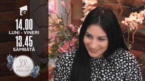 Gala Mireasa sezonul 4, 18 septembrie 2021. Ela și Alexandru, întâlnire în doi: Chiar așteptam să vorbesc cu tine!