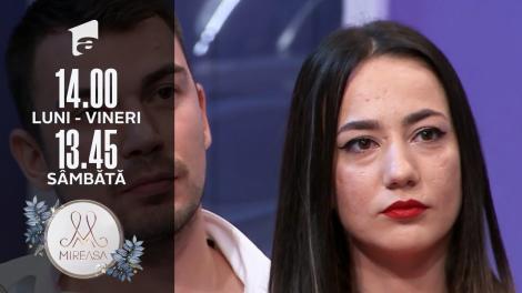 Gala Mireasa sezonul 4, 18 septembrie 2021. Cine a salvat-o pe Andrada de la eliminare