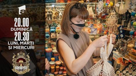 Asia Express sezonul 4, 19 septembrie 2021. Alexandra Ungureanu s-a speriat pentru mama ei