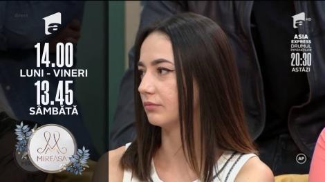 Mireasa Sezonul 4, 22 septembrie 2021. Andrada, crize de plâns după scandalul cu Ana