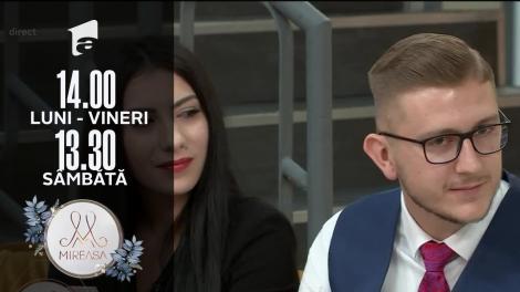 Mireasa Sezonul 4, 23 septembrie 2021.Petrică și doamna Ioana, concluzii despre viața lui amoroasă: Ela este o femeie care știe ce vrea de la viață!