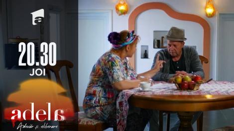 Adela sezonul 2, episodul 11, 23 septembrie 2021. Ana Maria îi critică pe Nuți și Mitu că au încurcat certificatele de naștere ale fetelor