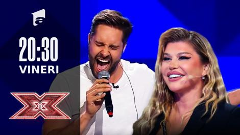 X Factor sezonul 10, 24 septembrie 2021. Daniel Chodyna - Justin Timberlake - Can't Stop The Feeling