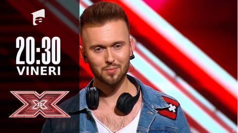 X Factor sezonul 10, 24 septembrie 2021. Jurizare Szymon Grzybacz