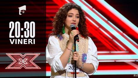 X Factor sezonul 10, 24 septembrie 2021. Jurizare Yarina Cozma