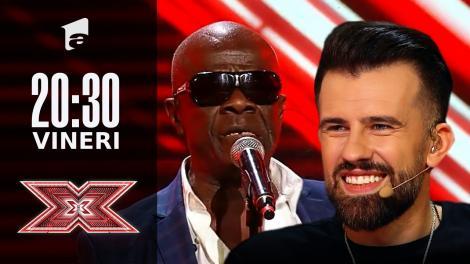 X Factor sezonul 10, 24 septembrie 2021. John Smith Zanger - Robert Palmer - Bad Case Of Loving You