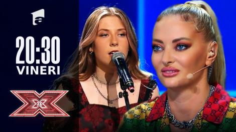 X Factor sezonul 10, 24 septembrie 2021. Delia Ligoțchi - Stay
