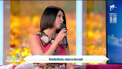 Super Neatza, 24 septembrie 2021. Natalia Barbu, mămică pentru a doua oară! Artista a născut o fetiță perfect sănătoasă