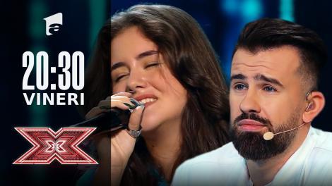 X Factor sezonul 10, 24 septembrie 2021. Betty Iordăchescu - All Of Me - John Legend