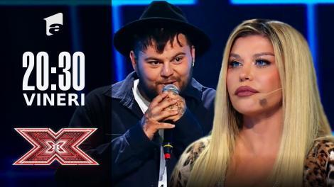 X Factor sezonul 10, 24 septembrie 2021. Bogdan Panaite Casper - piesă pentru fosta iubită