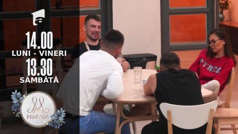 Gala Mireasa Sezonul 4, 25 septembrie 2021. Speranța, noua concurentă, a mers în casa băieților!
