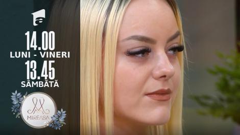 Mireasa Sezonul 4, 28 septembrie 2021. Raluca a fost alegerea publicului pentru eliminare